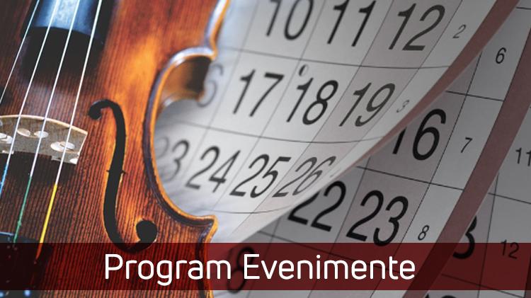 Program Evenimente